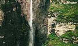 Capão - Cachoeira da Fumaça-Foto:angudecarosso