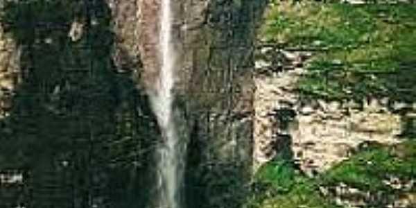 Cachoeira da Fumaça-Foto:angudecarosso