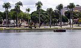 Lagoa - Praça - Lagoa-PB