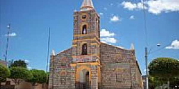 Igreja Matriz de São José-Foto:Edmilson de Oliveira