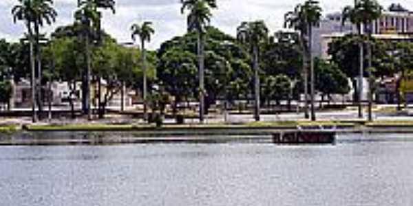 Praça - Lagoa-PB