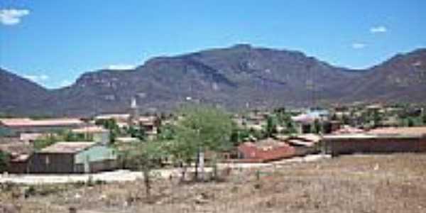Vista parcial da cidade-Foto:Edmilson de Oliveira