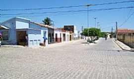 Livramento - Avenida em Livramento-PB-Foto:marquinho33