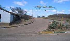Livramento - Entrada da cidade de Livramento-PB-Foto:MAZOCA