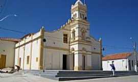 Livramento - Igreja Matriz de Livramento-PB-Foto:marquinho33