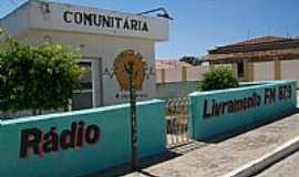 Livramento - R�dio Comunit�ria de Livramento-PB-Foto:marquinho33