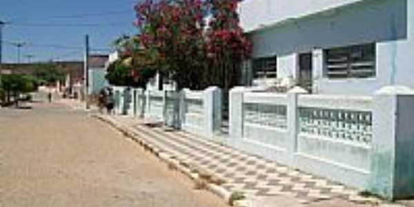 Secretaria Municipal de Saúde em Livramento-PB-Foto:marquinho33