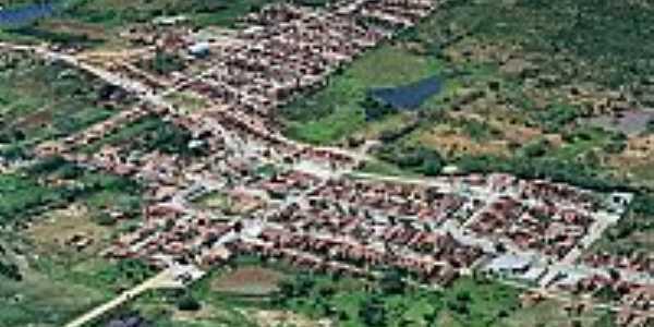 Vista aérea de Livramento-PB-Foto:marquinho33
