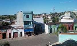 Capela do Alto Alegre - Centro de Capela do Alto Alegre-BA-Foto:joci de capela