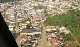 Capela do Alto Alegre - Vista aérea de Capela do Alto Alegre-BA-Foto:nerinho
