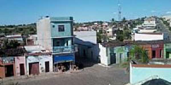 Centro de Capela do Alto Alegre-BA-Foto:joci de capela