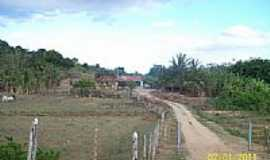 Maia - Estrada na zona rural da Vila Maia-Foto:giovanetio