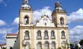 Mamanguape - Matriz de São Pedro e São Paulo Apóstolos em Mamanguape-PB-Foto:Vicente A. Queiroz