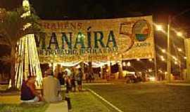Manaíra - 21/12/2012-Aniversário de 50 anos de Manaíra-PB-Foto:Zé de Selma