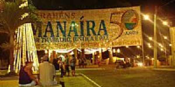 21/12/2012-Aniversário de 50 anos de Manaíra-PB-Foto:Zé de Selma