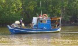 Marcação - passeios de barco em coqueirinho, Por Rogério Lucas