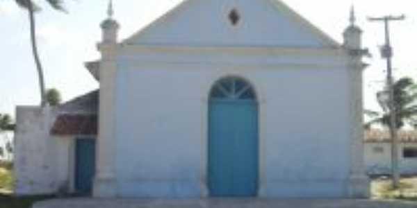 igreja de coqueirinho marcação, Por Rogério Lucas