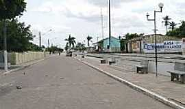 Mari - Mar�-PB-Avenida principal-Foto:OTAC�LIO BEN�CIO