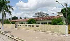 Mari - Marí-PB-Escola Estadual Augusto dos Anjos-Foto:OTACÍLIO BENÍCIO