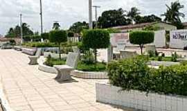 Mari - Mar�-PB-Pra�a no centro da cidade-Foto:OTAC�LIO BEN�CIO