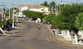 Marizópolis - Avenida em Marizópolis-PB