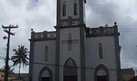 Massaranduba - Catedral de Massaranduba-PB por Antonio Carlos Buriti