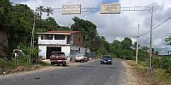 Entrada de Massaranduba-PB. por Antonio Carlos Buriti