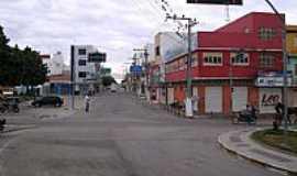Capim Grosso - Centro de Capim Grosso-BA-Foto:Rekarte