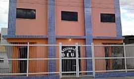 Capim Grosso - Igreja da Assembléia de Deus em Capim Grosso-BA-Foto:Daloco