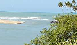 Mataraca - Mataraca-PB-Barra do Camaratuba-Foto:www.vidasurf.com.br