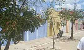 Matur�ia - Matur�ia-PB-Casario no centro da cidade-Foto:C�lio Henrique