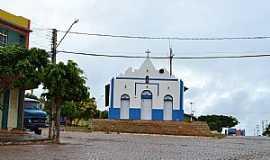 Maturéia - Maturéia-PB-Igreja no caminho do Pico do Jabre-Foto:Rafael José Rorato