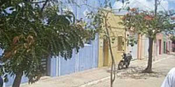 Matur�ia-PB-Casario no centro da cidade-Foto:C�lio Henrique