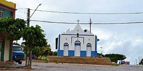 Matur�ia-PB-Igreja no caminho do Pico do Jabre-Foto:Rafael Jos� Rorato