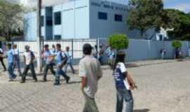 Montadas - Escola Municipal Erasmo de Araújo Souza, Por José de Arimatéia Souza
