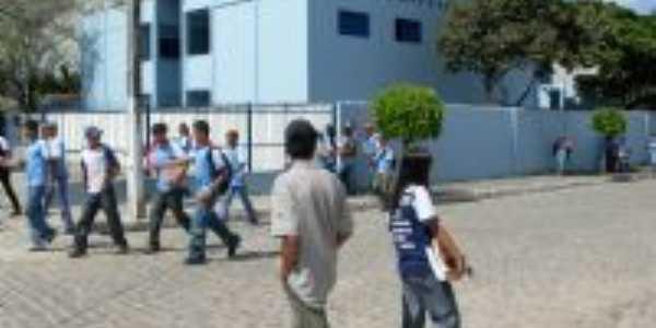 Escola Municipal Erasmo de Araújo Souza, Por José de Arimatéia Souza