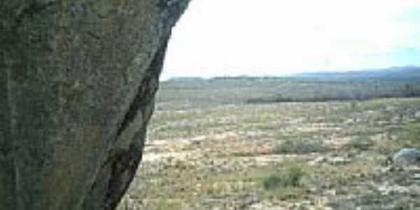 Pedra do Sino, Monte Horebe-Paraíba  por carlyle
