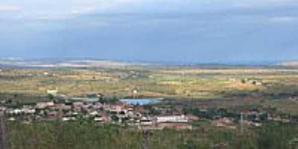 Vista panoramica de Monte Horebe por xicobasilio