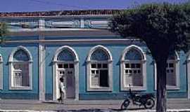 Monteiro - Pr�dio antigo - Monteiro-PB