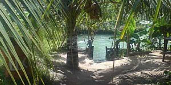 Nossa Senhora do Livramento-PB-Rio Japungu-Foto:paulo.miguel