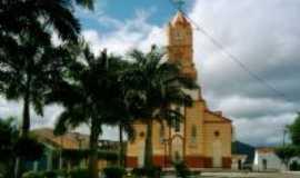 Nova Olinda - Praça da Igreja Matriz Nossa Senhora dos Remédios, Por Francisco
