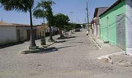 Nova Palmeira - Nova Palmeira-PB-Avenida Principal-Foto:FÁBIO MACEDO