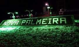 Nova Palmeira - Nova Palmeira-PB-Entrada da cidade-Foto:FÁBIO MACEDO