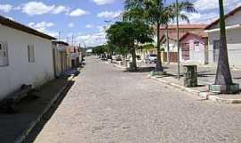 Nova Palmeira - Nova Palmeira-PB-Rua da cidade-Foto:FÁBIO MACEDO
