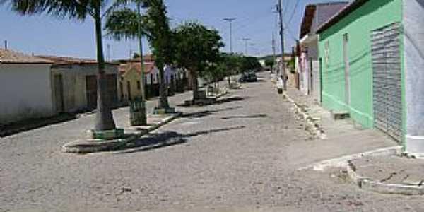 Nova Palmeira-PB-Avenida Principal-Foto:FÁBIO MACEDO
