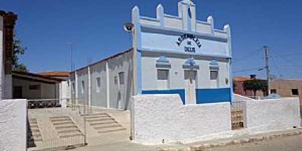 Nova Palmeira-PB-Igreja Assembléia de Deus-Foto:FÁBIO MACEDO