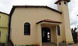 Caraíbas - Caraíbas-BA-Igreja de Santo Antônio-Foto:Marcelo Tchesco