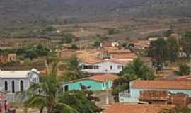 Caraíbas - Caraíbas-BA-Vista parcial da entrada da cidade-Foto:EGBERTO DANTAS