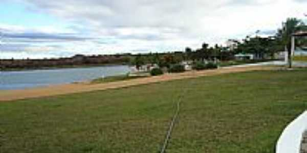 Cara�bas-BA-Vista da Barragem-Foto:EGBERTO DANTAS