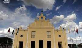 Olivedos - Igreja de São Sebastião, situada em Largo Teodósio de Oliveira Lêdo, Olivedos/PB.